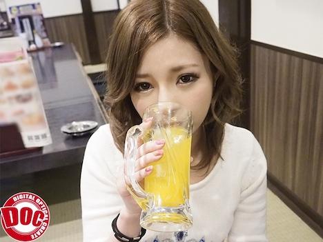 居酒屋で1人飲みしてるシロウトをナンパ!酔った女はとにかくスケベ!やさぐれ女は大開放!? 花崎りこ