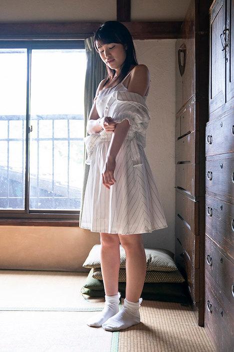 【新作】「オナニーだけじゃ我慢出来ないんです」八尋麻衣 19歳 SOD専属AVデビュー 5