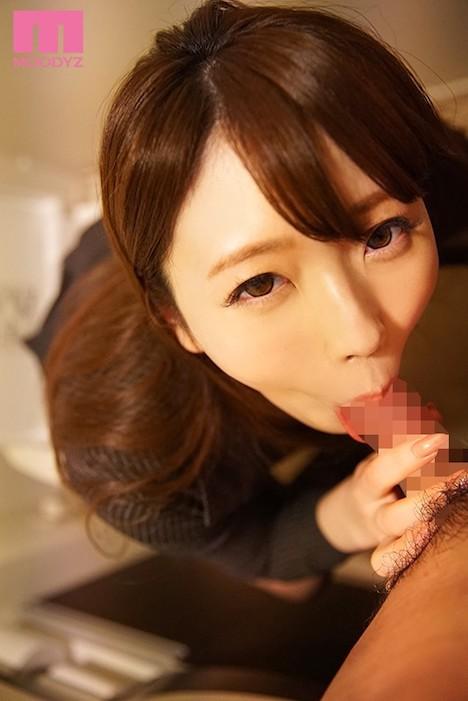【新作】チ○ポが好きすぎて好奇心で応募してきた美人秘書 フェラチオの女神AVデビュー!! 安藤かれん 6