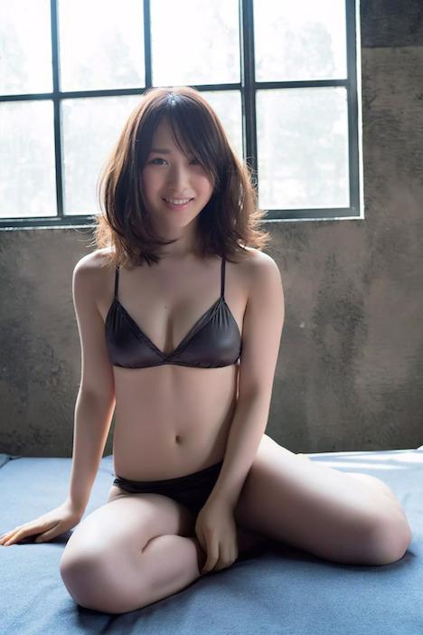 【画像】AKB48高橋朱里のわがままボディがエロすぎるwwwwwww