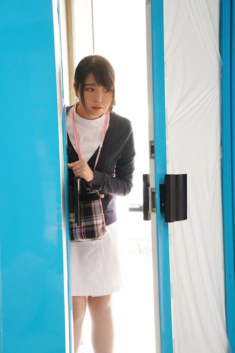 【SODマジックミラー号】めい(21) ナース マジックミラー号 巨乳ナースさんにたっぷり中出ししちゃいました! 2
