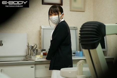 【新作】AV史上1番潮吹く素人!!現役歯科衛生士(Fcup)響レミさん E-BODY専属デビュー 7