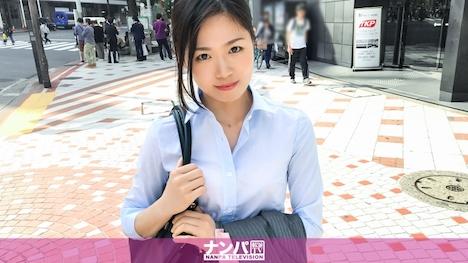 【ナンパTV】マジ軟派、初撮。 1100 るい 25歳 自動車用芳香剤のルート営業 1