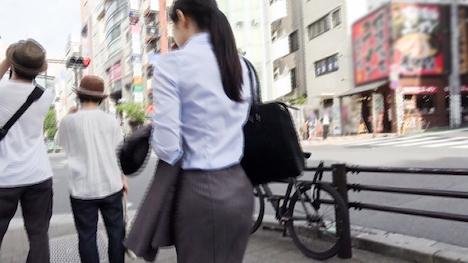 【ナンパTV】マジ軟派、初撮。 1100 るい 25歳 自動車用芳香剤のルート営業 2