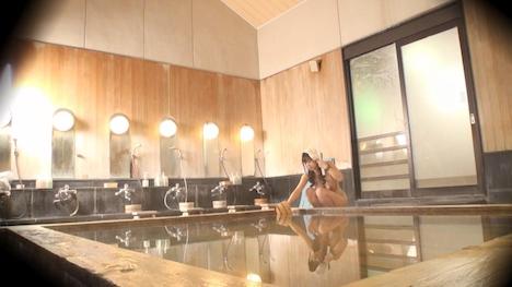 【タオル一枚 男湯入ってみませんか?】くるみ(23) 推定Hカップ 箱根湯本温泉で見つけたお嬢さん タオル一枚 男湯入ってみませんか? 5