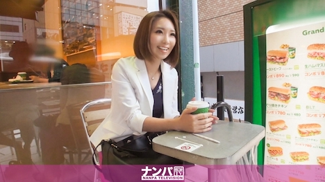【ナンパTV】マジ軟派、初撮。 1109 りん 35歳 フリマアプリ運営企業・事務職 1