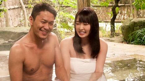 【黒船】【NTR温泉】僕にはもったいないくらい可愛いくて美肌な彼女が見ず知らずの男とHをしたらどんな表情をしてヤルのか見てみたい チエ 6