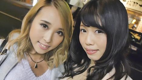 【エチケット】街でナンパした2人組 アイリちゃん(20歳)カナちゃん(20歳)
