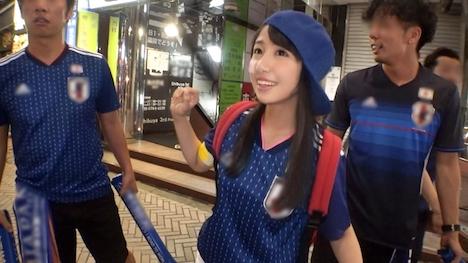 【ナンパTV】【ワールドカップ観戦ナンパ!】あやか 20歳 商学部の大学3年生 チアリーディング部 5