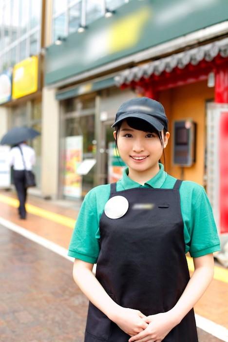 【バイトちゃん】菜々(20) 2