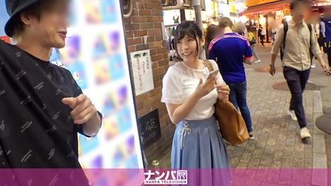 【ナンパTV】マジ軟派、初撮。 1115 ここ 22歳 老舗お菓子メーカー商品開発部 1