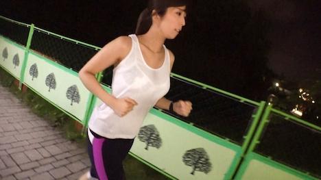 【ナンパTV】ジョギングナンパ 18 リナ 23歳 結婚相談所のアドバイザー 2
