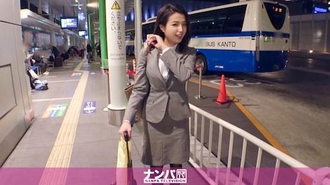 【ナンパTV】バスターミナルナンパ 18 ひかる 23歳 製薬会社の営業職(MR) 1