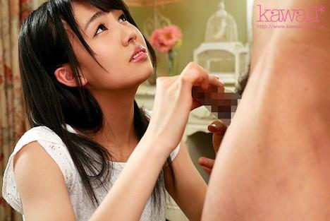 【新作】純白処女 白川杏果18歳 kawaii*専属AVデビュー 5