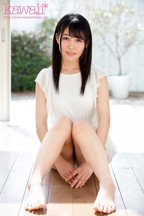 【新作】純白処女 白川杏果18歳 kawaii*専属AVデビュー 8