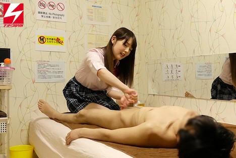 【新作】都内制服オナクラで見つけた!北海道産の美白美肌のウブ少女!手コキの天才!天使すぎるあやかちゃん18才がAV出演してくれました! 依頼ナンパVol 17 御坂りあ 5