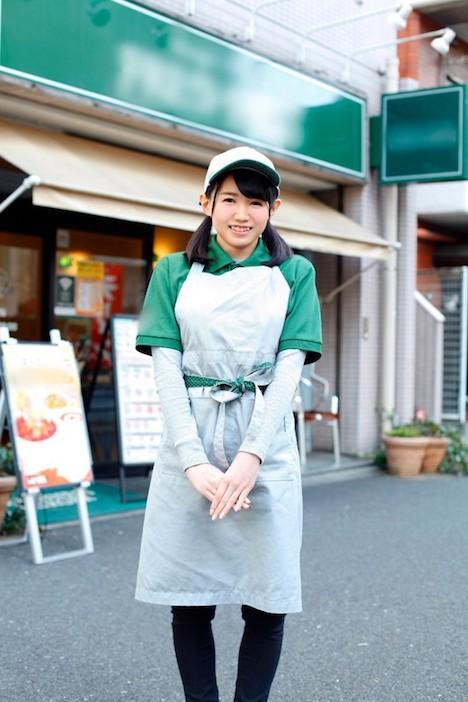 【バイトちゃん】すずこ(18)