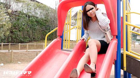【パコパコママ】何度もイッちゃう欲求不満の奥さん 山咲ことみ 32歳