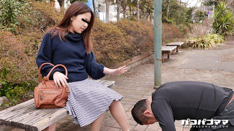 【パコパコママ】ガチ交渉 24 ~隠れエロな人妻~ 山咲ことみ 32歳