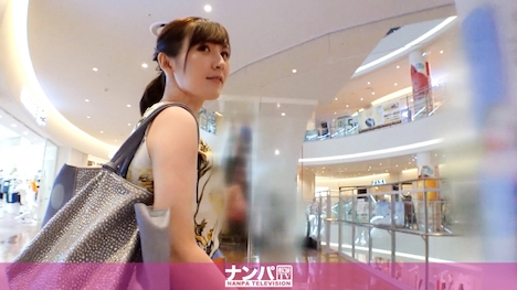 【ナンパTV】マジ軟派、初撮。 1131 杏樹 24歳 ラウンジでバイト 1
