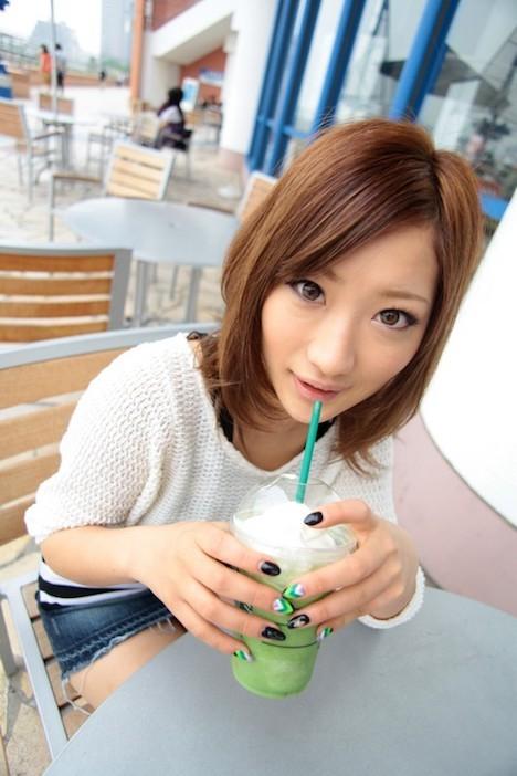 【シロウトタッチ】愛香(18)