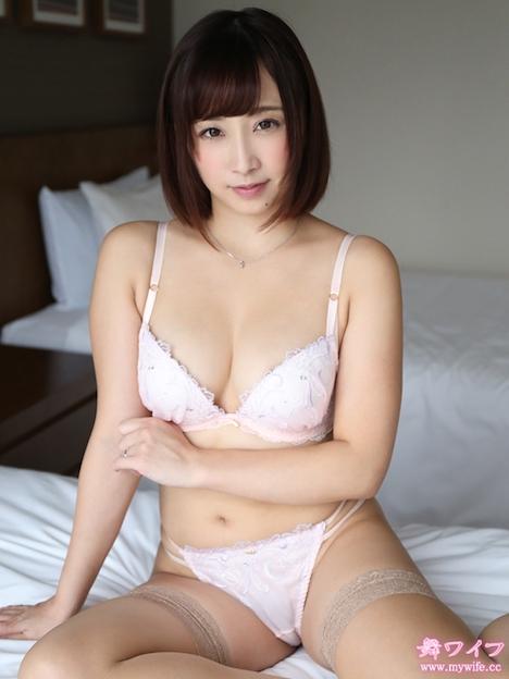 【舞ワイフ】浜崎成美 27歳 人妻 3