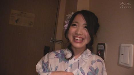 【俺の素人】Aさん (19) 浴衣美少女 2