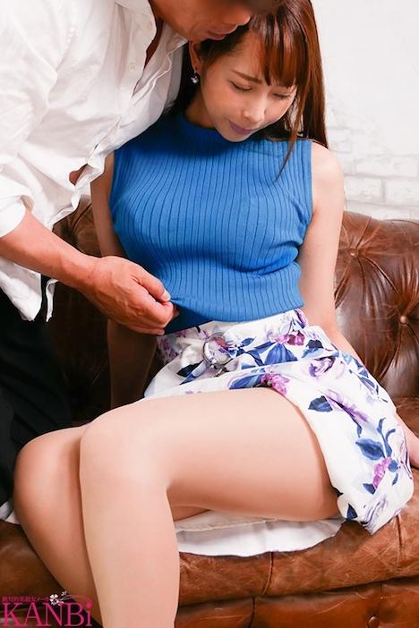 【新作】KANBi専属出演第1弾!旦那を忘れる程 汗だく汁だくで絡み合う 濃厚接吻性交3本番 織笠るみ 3
