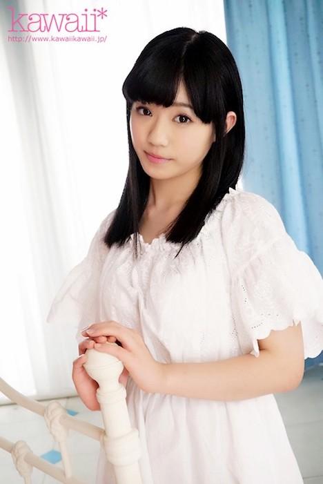 【新作】大型新人!kawaii*史上最高の美少女 kawaii*専属デビュー アイドル性NO 1 有栖るる 11