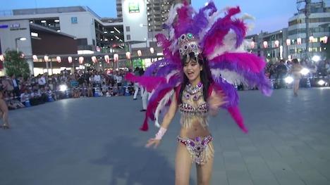 東京外国語大学の女子大生のTバックサンバ 270-18