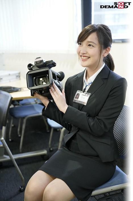【新作】SOD女子社員 技術部入社1年目 カメラアシスタント「小池さら」AV出演(デビュー)!! 1