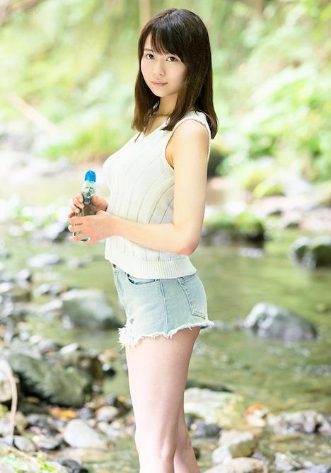 【新作】おいしい水が湧き出る自然豊かな田舎から上京 そんなウブな君に惚れた ミネラル天然美少女 水樹璃子 AVデビュー 3