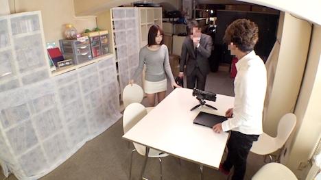 【黒船】【連続絶頂】エロエロ!AV面接 Case 02 初撮影でイキまくるムッツリお姉さん 桐山結羽 2