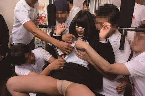セクハラ大乱交 社内体力測定 SOD女子社員達の体力は発射させたザーメンの数で決まる事になりました!! 明海こう