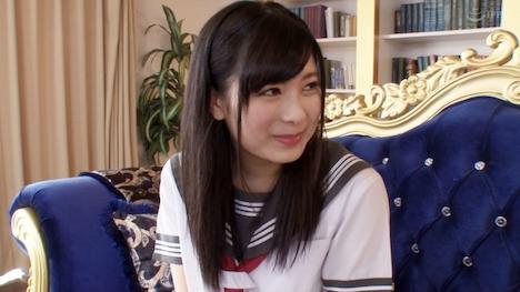 【俺の素人】アリス 女子校生 (パイパン美少女) 2