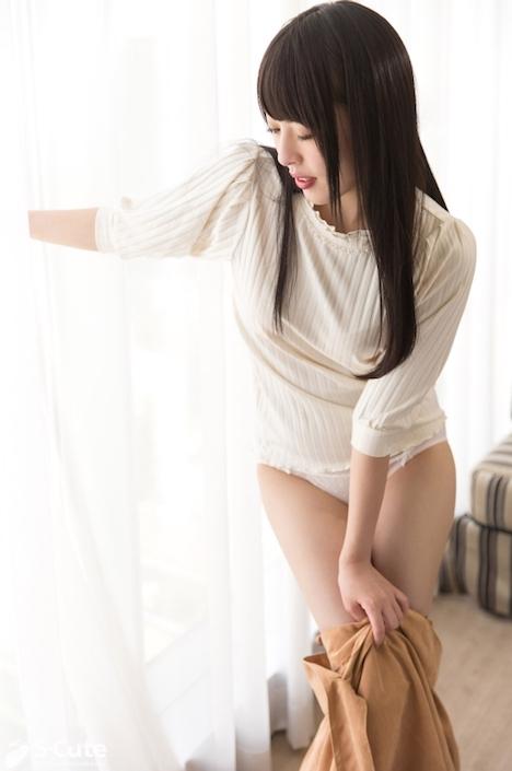 【S-CUTE】ikumi S-Cute 端正な顔立ちの黒髪美女の性事情 2