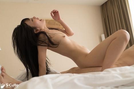 【S-CUTE】ikumi S-Cute 端正な顔立ちの黒髪美女の性事情 16