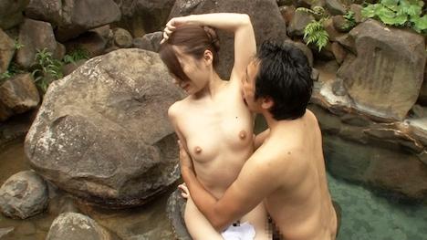 【俺の素人】れいか(29) 露天温泉旅館でガッツリ中出し 3