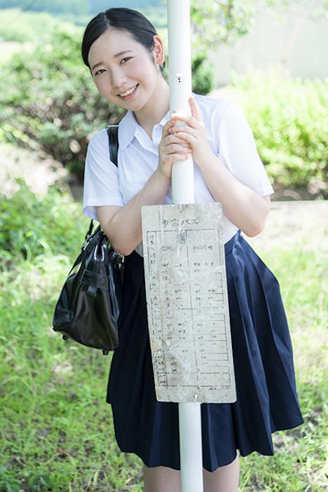 【新作】あのいつかの夏、圧倒的だった君の笑顔は僕のもの。 百岡(ももおか)いつか SOD専属 AVデビュー 1