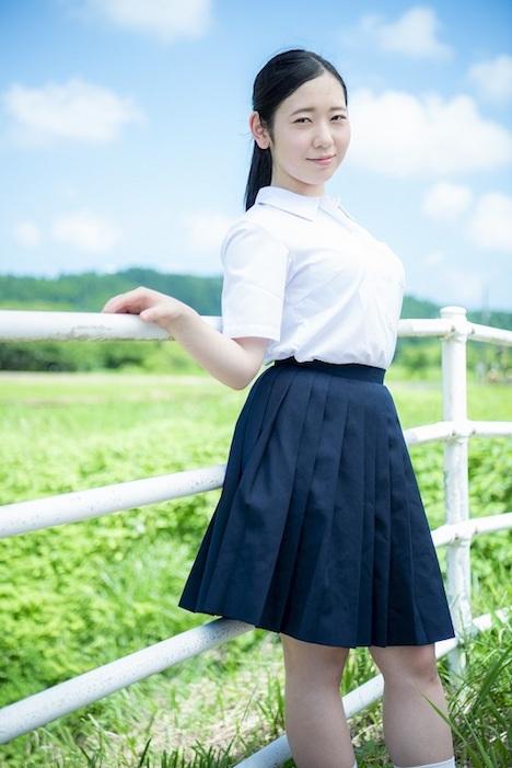 【新作】あのいつかの夏、圧倒的だった君の笑顔は僕のもの。 百岡(ももおか)いつか SOD専属 AVデビュー 2