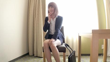 【シロウトTV】【初撮り】ネットでAV応募→AV体験撮影 765 まふゆ 26歳 秘書 2