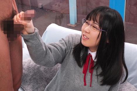 【SODマジックミラー号】かな(18)女子◯生 マジックミラー号 初めてのおちんちん研究!かわいいお顔にぶっかけ! 5