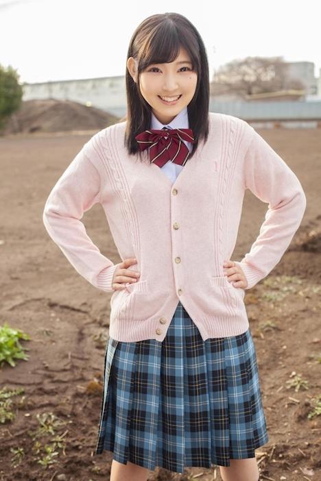 【SODマジックミラー号】さとこ(18)女子◯生 マジックミラー号 初めてのおちんちん研究!かわいいお顔にぶっかけ! 2