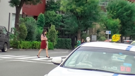 【プレステージプレミアム】【素人妻(欲求不満)、生中ナンパ!】 さくら 28歳 清楚系奥様 2