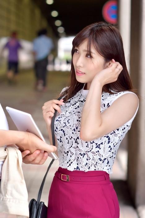 【プレステージプレミアム】【素人妻(欲求不満)、生中ナンパ!】 ミカ 28歳 結婚5年目の主婦 2