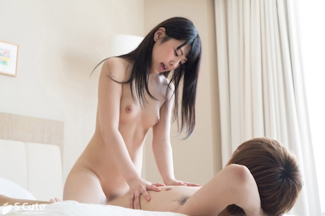 【S-CUTE】shiori S-Cute 性愛表現豊かにセックスする美少女 10