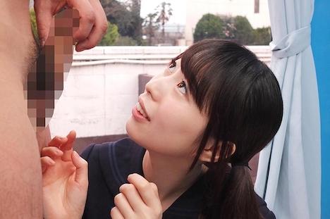 【SODマジックミラー号】えりか(18)女子◯生 マジックミラー号 初めてのおちんちん研究!かわいいお顔にぶっかけ! 7