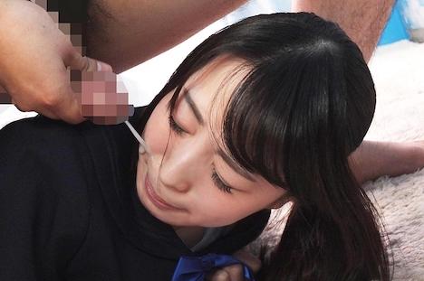【SODマジックミラー号】えりか(18)女子◯生 マジックミラー号 初めてのおちんちん研究!かわいいお顔にぶっかけ! 14