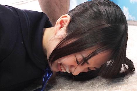 【SODマジックミラー号】えりか(18)女子◯生 マジックミラー号 初めてのおちんちん研究!かわいいお顔にぶっかけ! 15