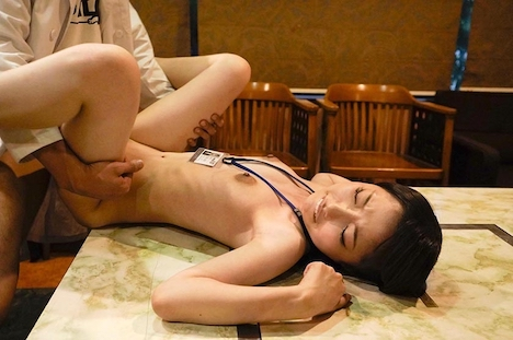 【SOD女子社員】高感度調査 制作部 笠原由美 3